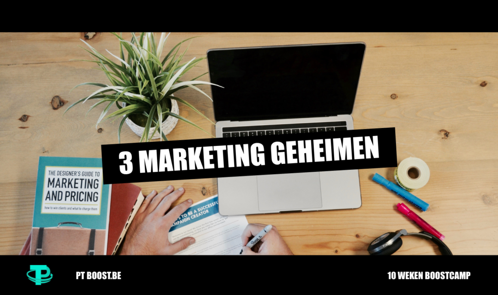 marketing geheimen module image