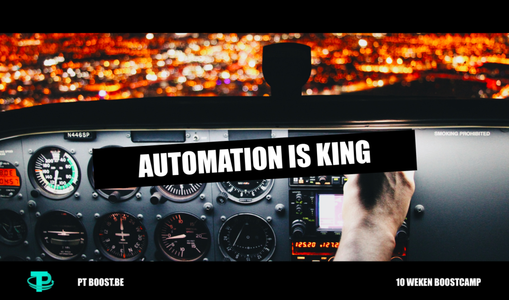 module automation is king image