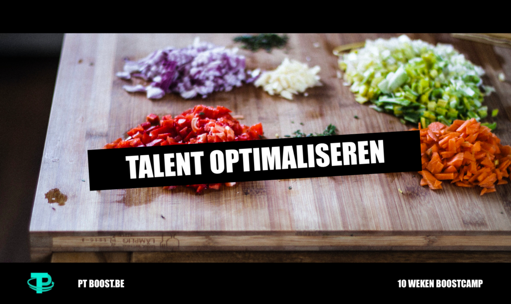 module talent optimaliseren image