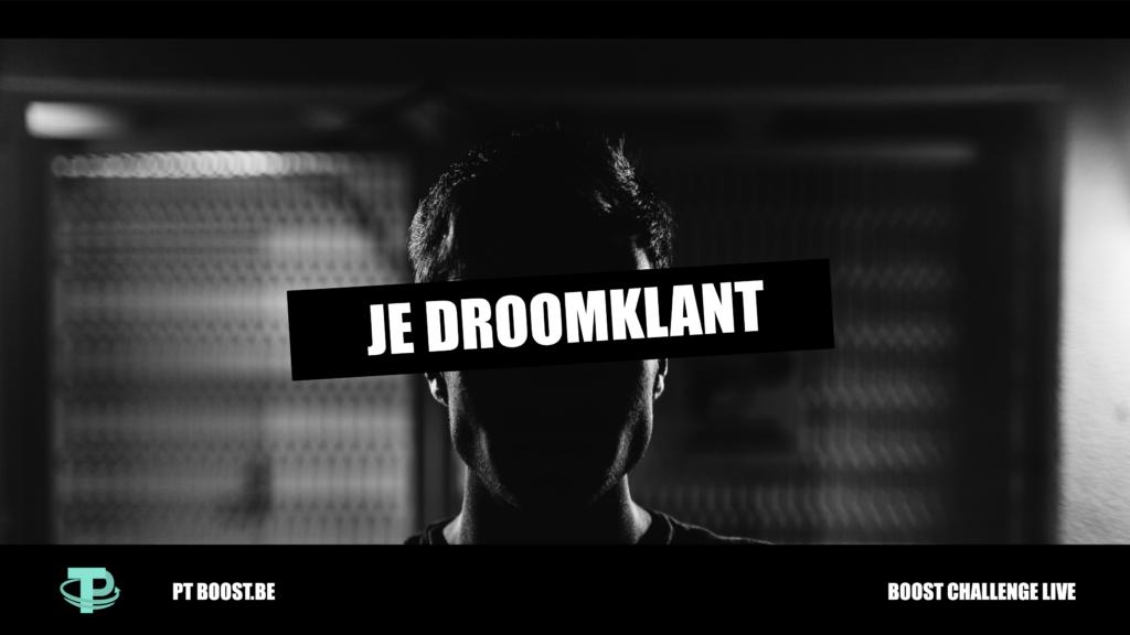 MODULE 1 - JE DROOMKLANT